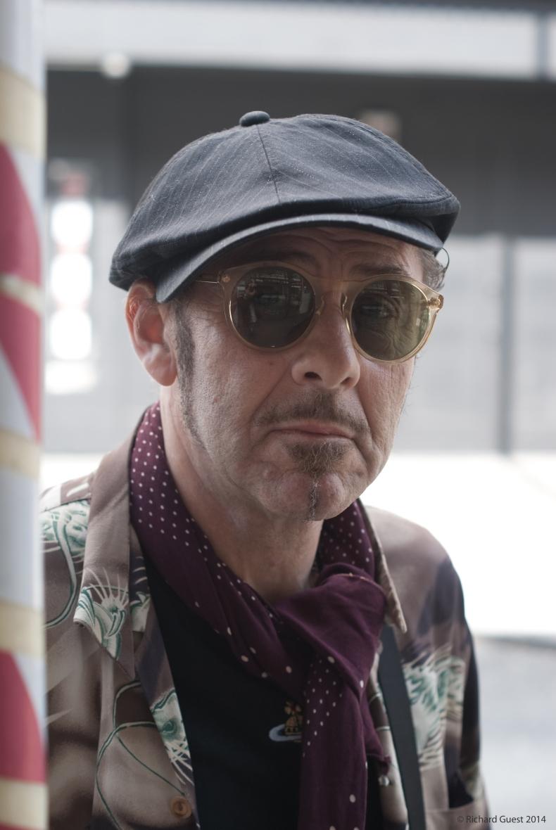 Alberto Umbridge, 2014