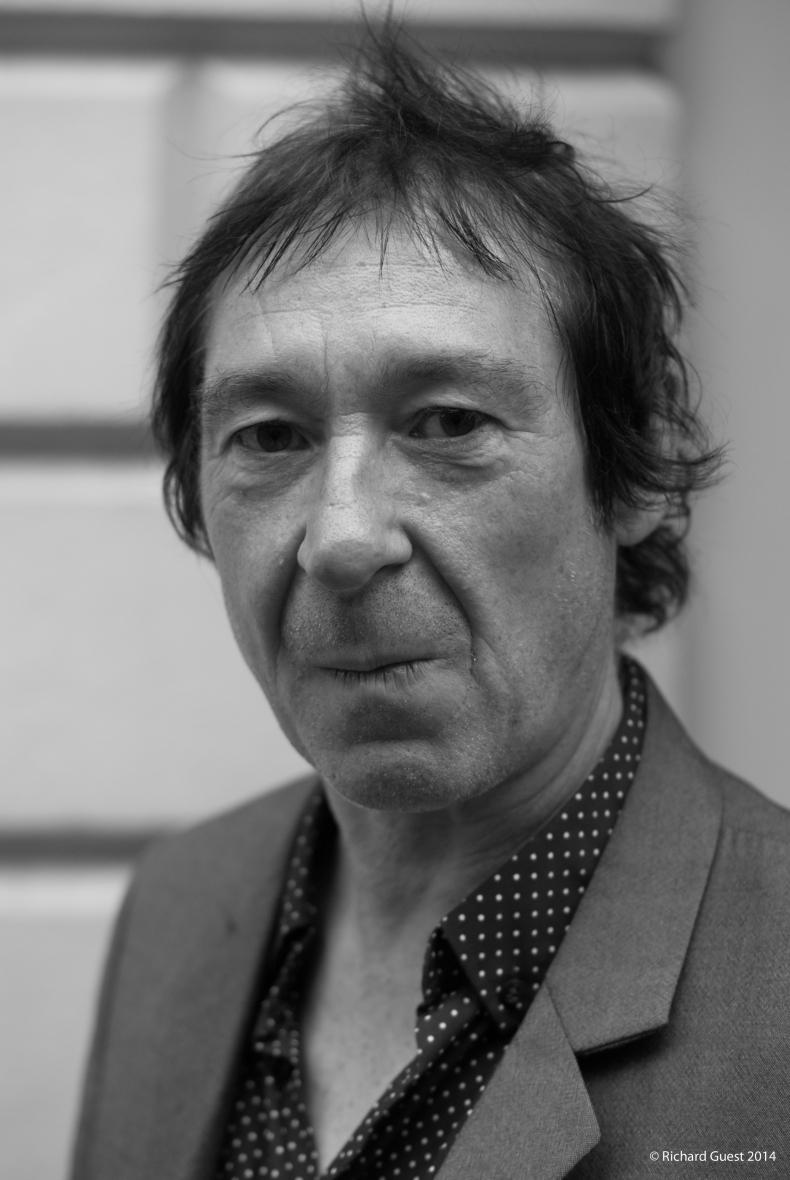 Steve Diggle, 2014
