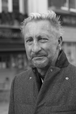 Street Portrait for and of John Pannell, 2014