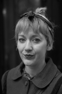 Street Portrait for and of Sophie, 2014